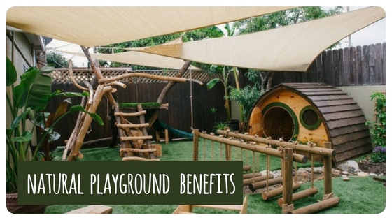 Natural Playgrounds: What Are the Benefits to Having One