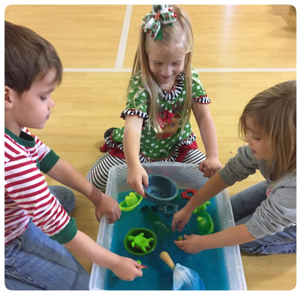 Sensory Tables And Bins Why Are They Beneficial For Children