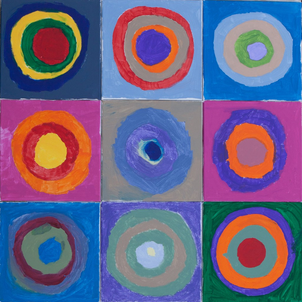 Kandinsky And His Circles Our Kandinsky Project