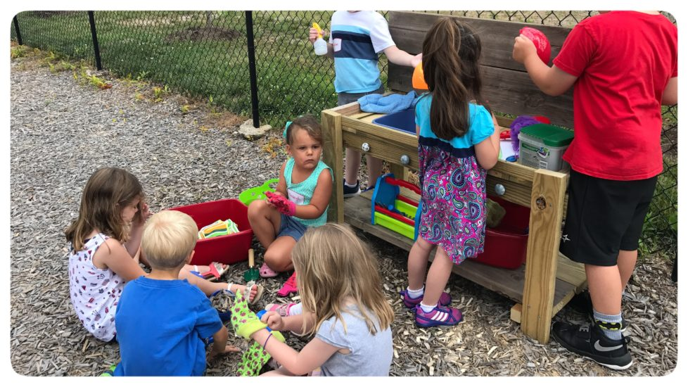Natural Playground Ideas on a Budget -- It Can Be Done! on natural sandbox ideas, natural playground with tree stumps, natural playground design, natural play ground ideas, natural home playground, natural playground treehouse, natural playhouse ideas,